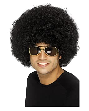 70s Funky negro peluca Afro
