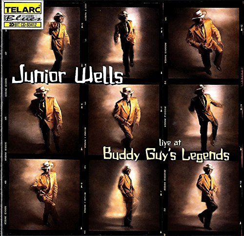Live At Buddy Guy's Legends by Wells, Junior