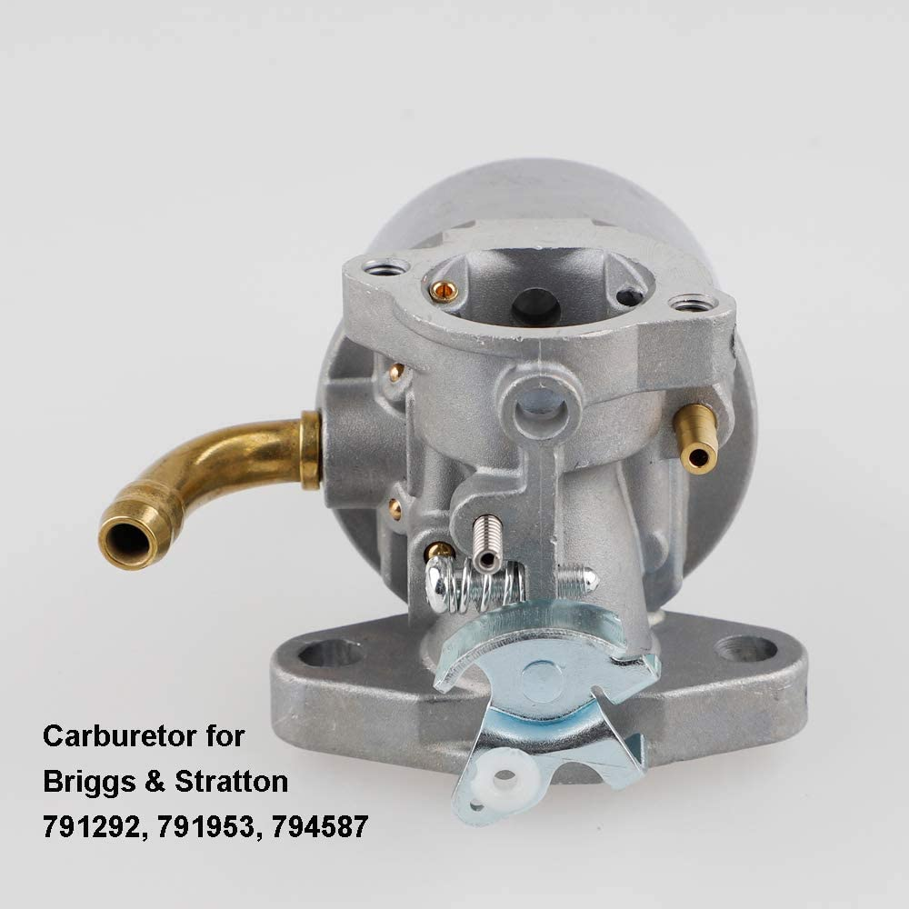 Ferilter Carburetor for Briggs /& Stratton 798917 695727 790558 791292 791953 794587