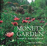 Monet's Garden: Through the Seasons at Giverny by Vivian Russell front cover