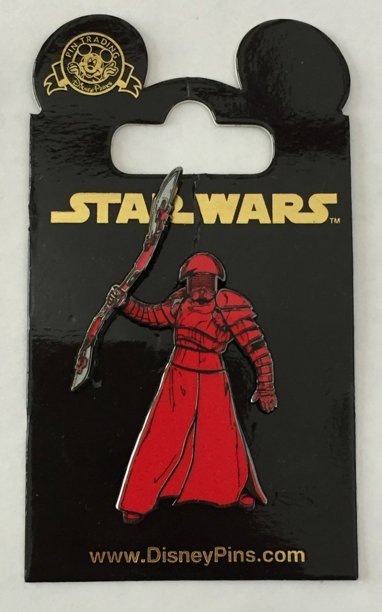 Disney Pin - Star Wars - The Last Jedi - Elite Praetorian Guard