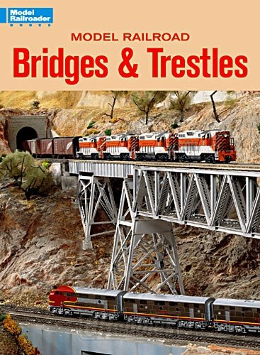 Read Online Model Railroad Bridges & Trestles PDF