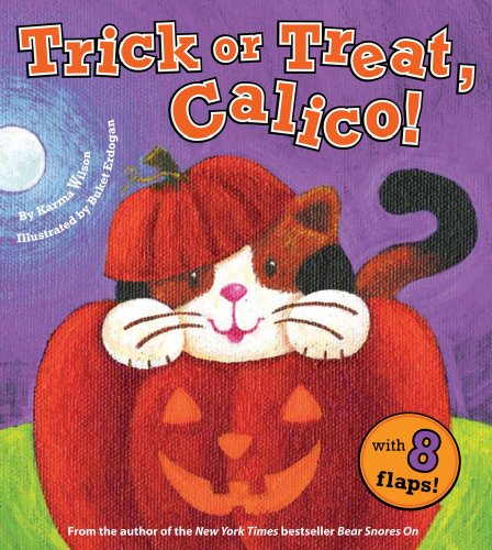 Trick or Treat, Calico! (Calico Books)]()
