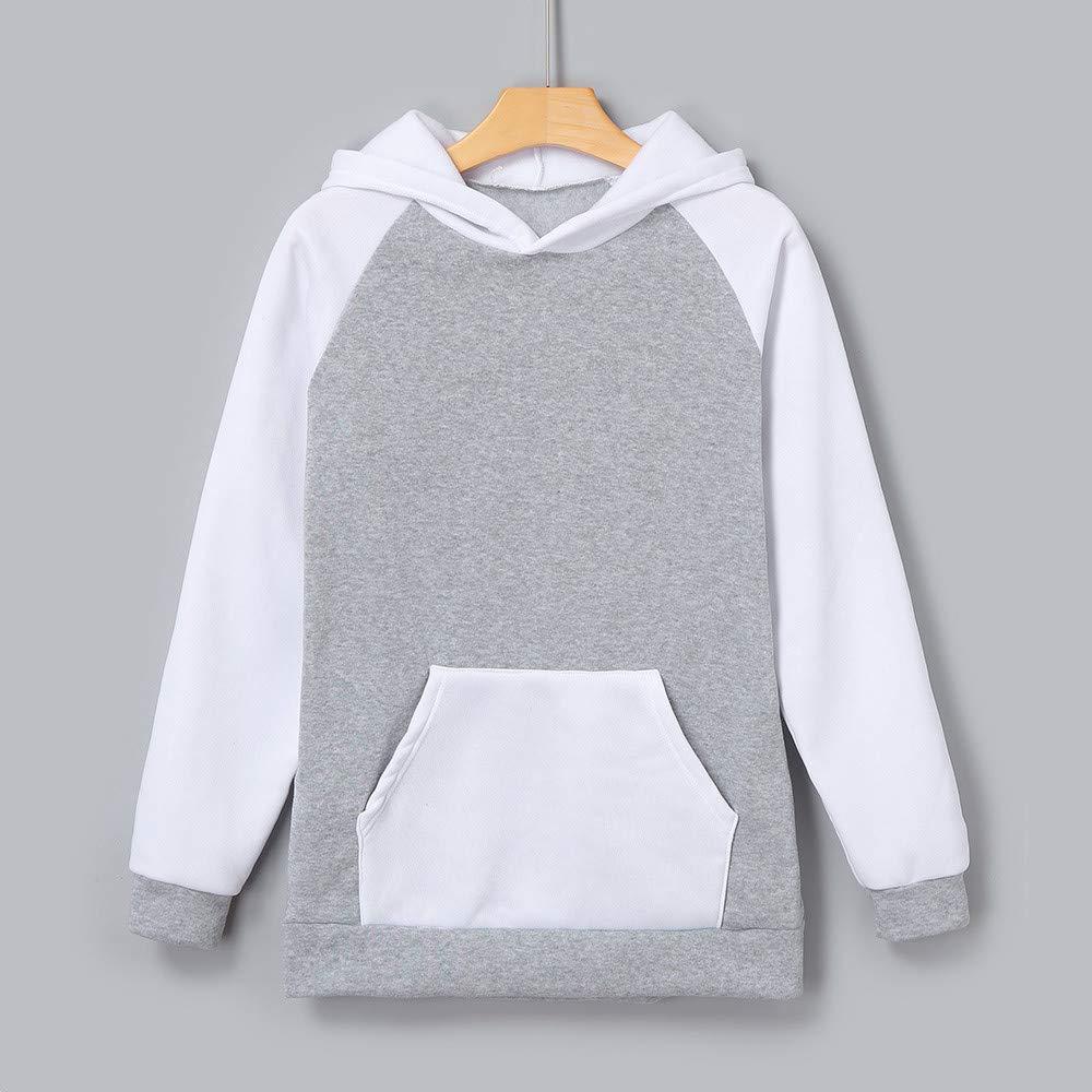 RedBrowm Women Winter Cat Printing Hooded Casual Blouse Slim Fit Sweatshirt Top