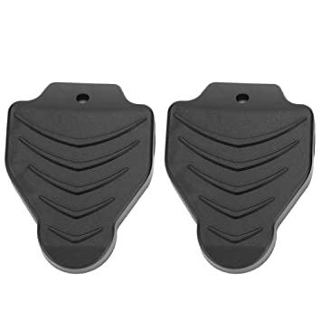 3b853381305c13 Tbest Cleat Covers Road Bike Spd Cleats Cover,1 Pair Bicycle Shoe Cleat  Cover Set Rubber Cycling Bike Pedal Cleat Protective Cover Riding Shoes  Part ...