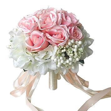 Amazon Lanburch Bridal Wedding Bouquet Flower Bouquets