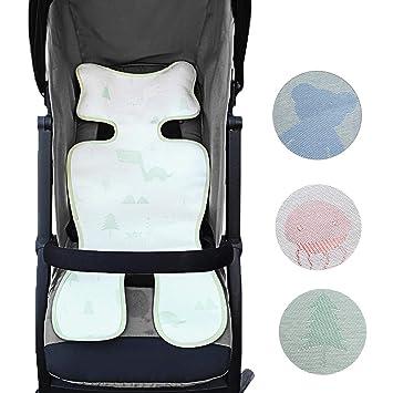 Amazon.com: Protector de asiento de coche para bebés de ...