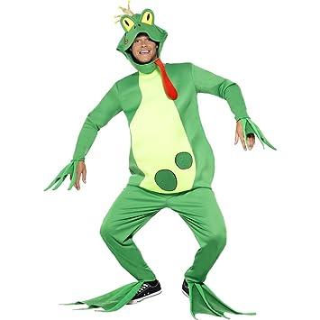 Net Toys Frosch Tierkostum Froschkonig Kostum Marchen Froschkostum