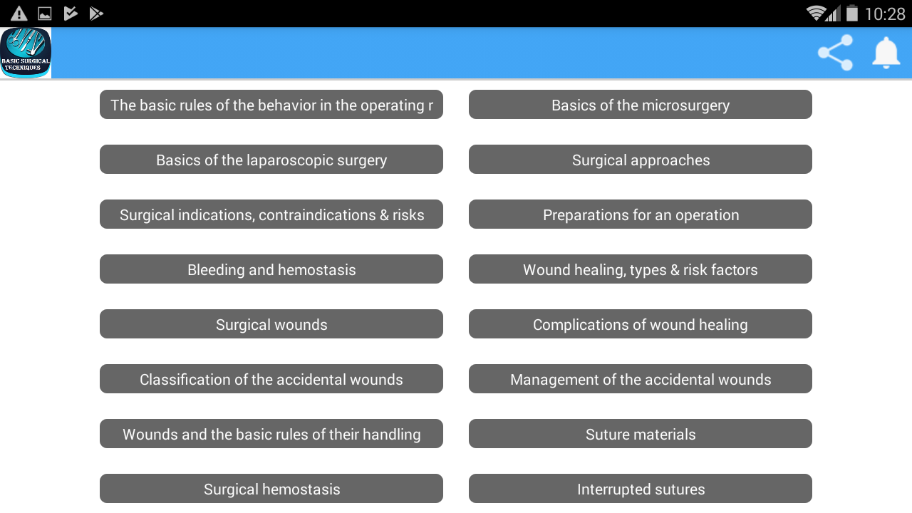 Free Basic Surgery: Amazon ca: Appstore for Android