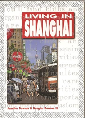 Living in Shanghai (Odyssey Guides) by Jennifer Jacoby Dawson (1999-01-07)