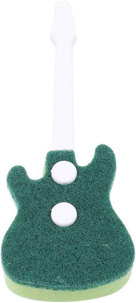 EJY - Paleta para Limpiar la Guitarra de Forma Creativa, carbón ...