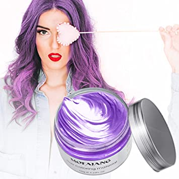 Amazon.com: Arsty Temporary Hair Color Wax,4.23 oz Professional ...