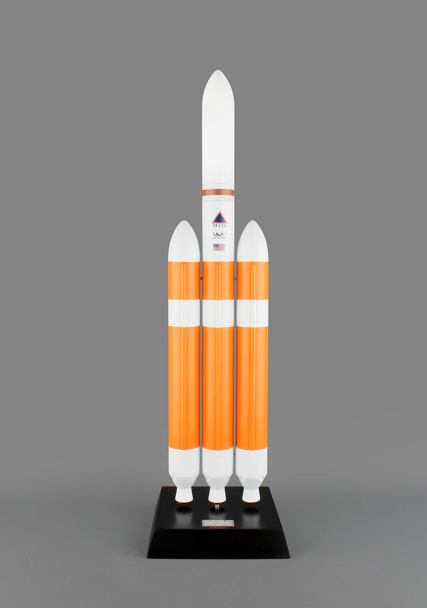 Executive Series Display Models E61100 Delta Iv Rocket Heavy 1-100 by Executive Series Display Models