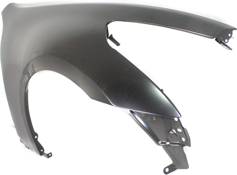 Front Fender Compatible with 2007-2008 infiniti G35 Sedan CAPA Passenger Side