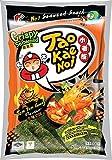 Taokaenoi seaweed snack (CRISPY SEAWEED) ? Tom Yum Goong taste 36gX48 bags
