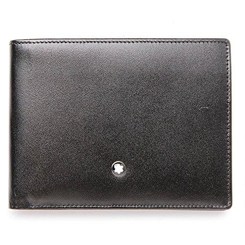 montblanc-meisterstuck-6cc-black-leather-wallet