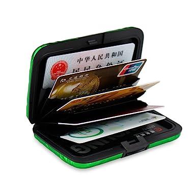 Amazon.com: OBO HANDS 175pcs Aluminio Metal Bankcard ...