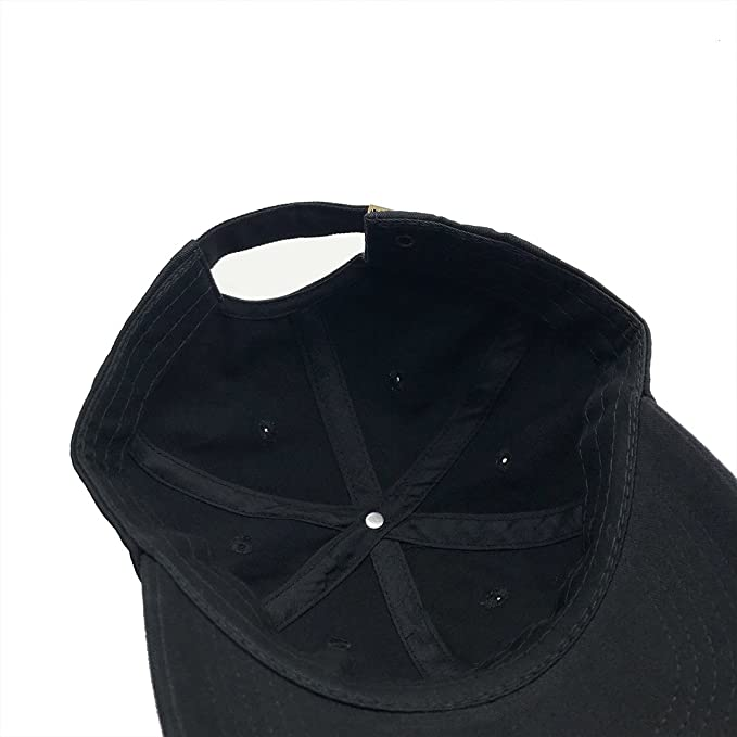39195c9d chen guoqiang Mighty Jason's Dad Hats Baseball Cap Embroidered Adjustable  Snapback Cotton Unisex Black at Amazon Men's Clothing store: