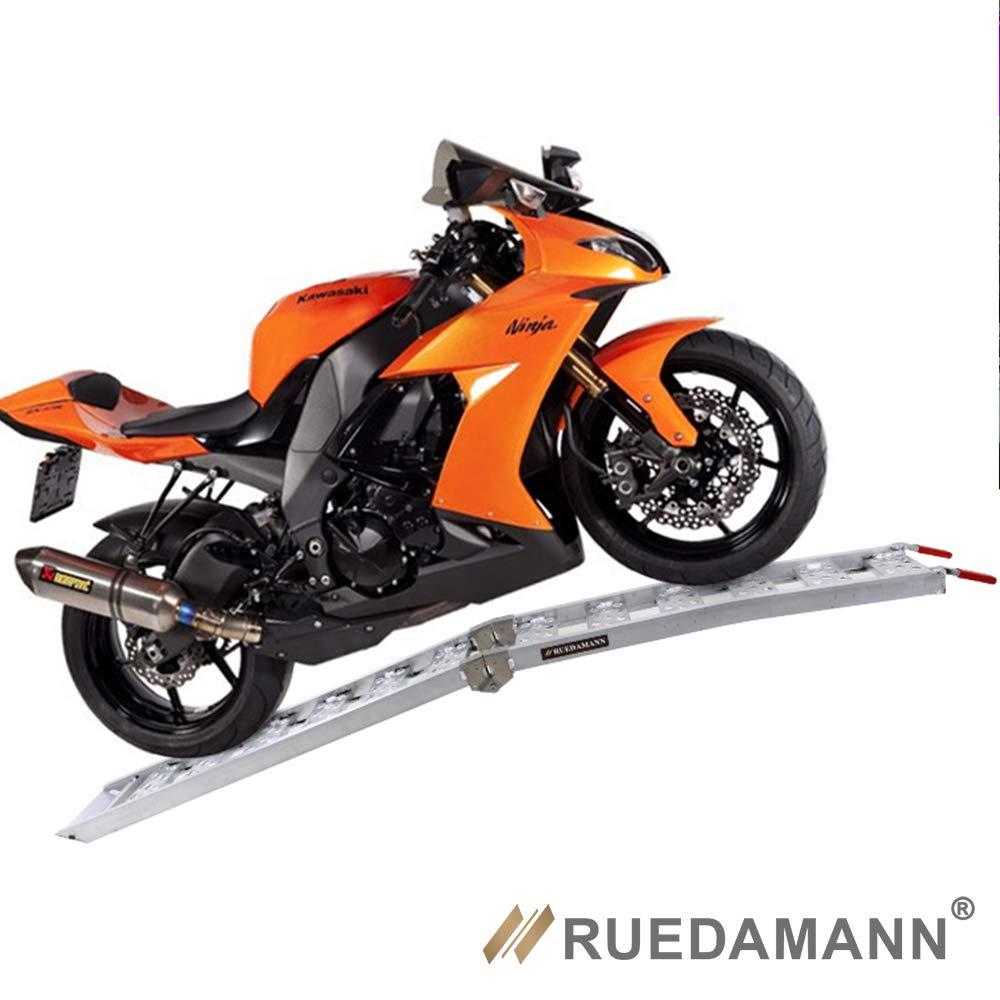 MOS03-R-B Ruedamann Motorcycle Stand,Motorcycle Stand Rear,Motorcycle Storage Lift Stand for Sport Bike,Fits Yamaha Honda Kawasaki Suzuki Ducati BMW,Rear stand,Blue