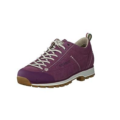 De Randonnée Chaussures Basses Femme Dolomite Violet Pour Cq65E1