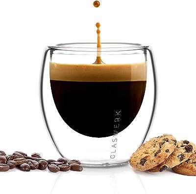 Espresso Tassen Glas