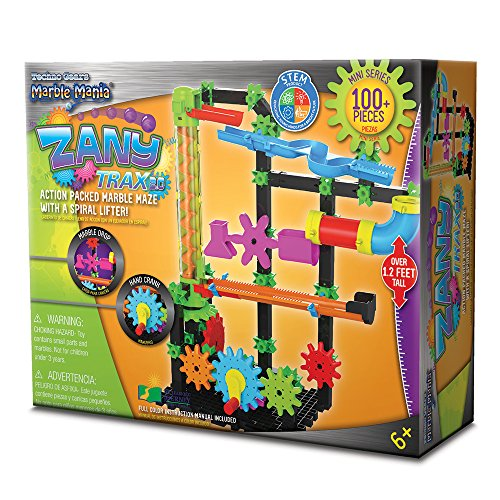 The Learning Journey Techno Gears Marble Mania Zany Trax - on Amazon