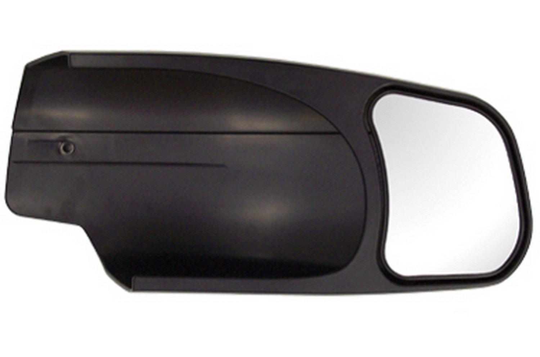 CIPA 10900 Chevrolet//GMC Custom Pair Towing Mirrors Black