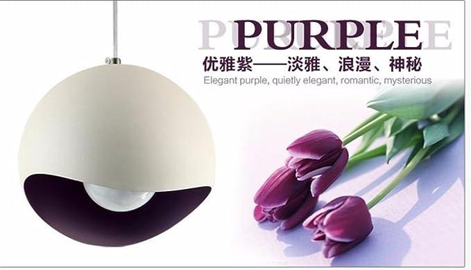 Miglior lampadario colorato tavolo da cucina moderna luci pendente
