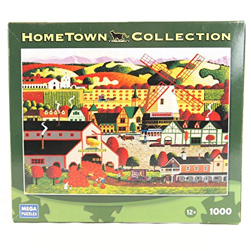 Hometown Collection 1000 Piece Jigsaw Puzzle - Solvang