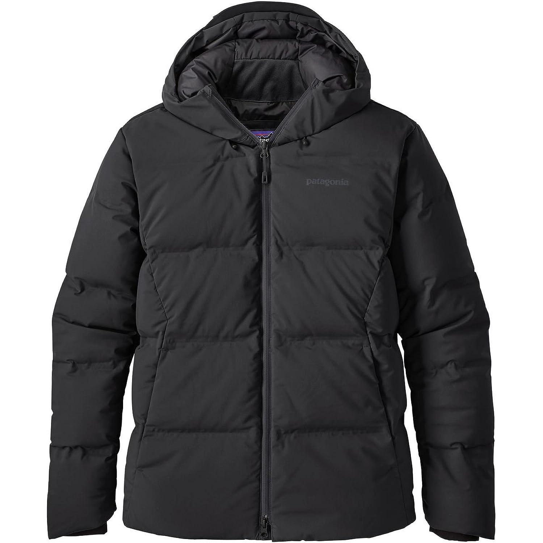 パタゴニア アウター ジャケット&ブルゾン Jackson Glacier Down Jacket Men's Black 1mh [並行輸入品] B076C6N8DZ