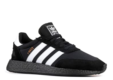 adidas Originals Men's Iniki I-5923 Black Running Shoes (4, Cblack/Ftwwht