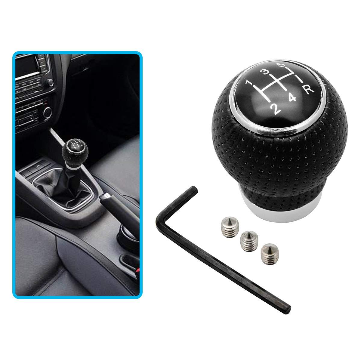Ersatz Universal Auto Handstick Schalthebel MASO Schaltknaufe Runde Shifter Kugel Shifter M8//M10//M12