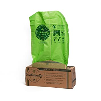 EcoFriendly Goods Compostable Bags