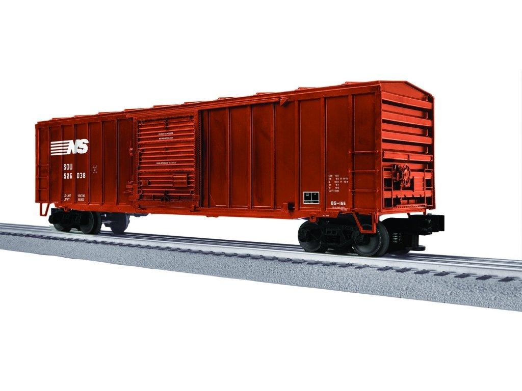 Lionel LNL316040 O-27 50' Modern Box, NS (6)