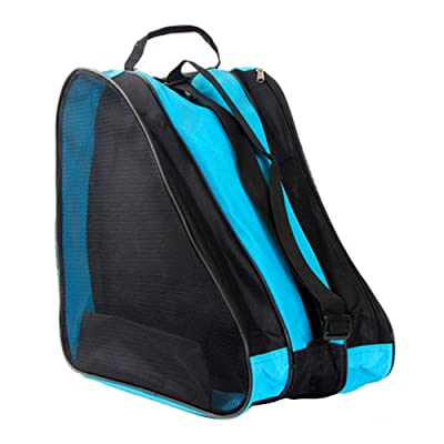 Roller Skate Bag,Oxford Cloth Carry Roller Skate Bag Ice Skate Roller Carry Bag with Shoulder Strap for Kids Adults: Home Improvement