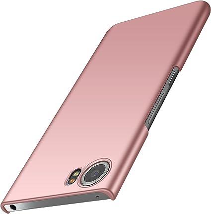 anccer Funda Blackberry Keyone, Ultra Slim Anti-Rasguño y ...