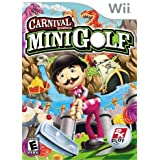Carnival Games: MiniGolf - Nintendo Wii (Renewed)