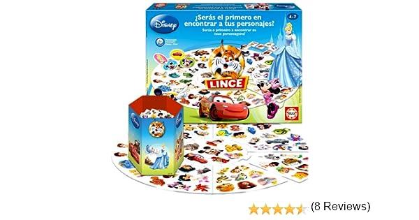 Educa Borrás 15337 - Nuevo Lince Disney 2012: Amazon.es: Juguetes y juegos