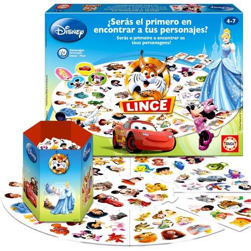Educa Borrás 15337 – Nuevo Lince Disney 2012