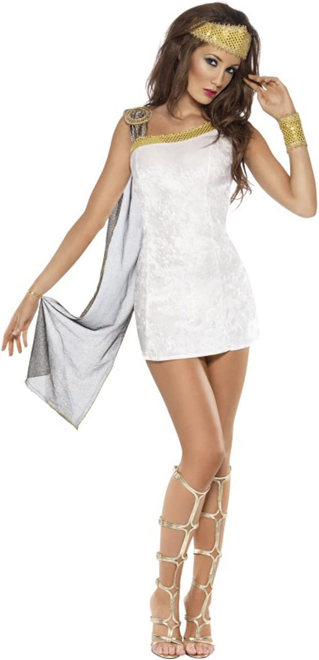 Smiffys - Disfraz de egipcio para mujer, talla M (SM27278-M ...