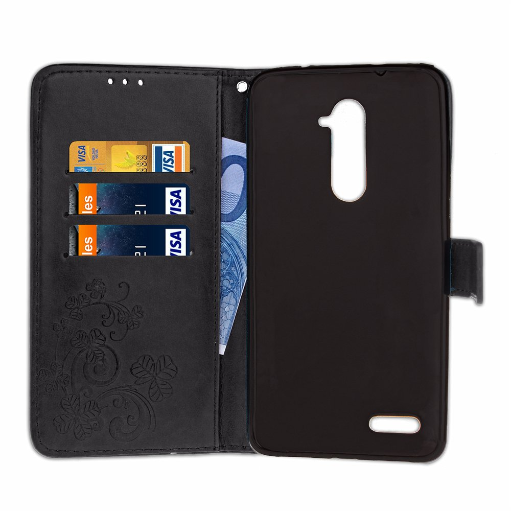 Dictation Dragon zte zmax pro case with built in screen protector GUPTHAN