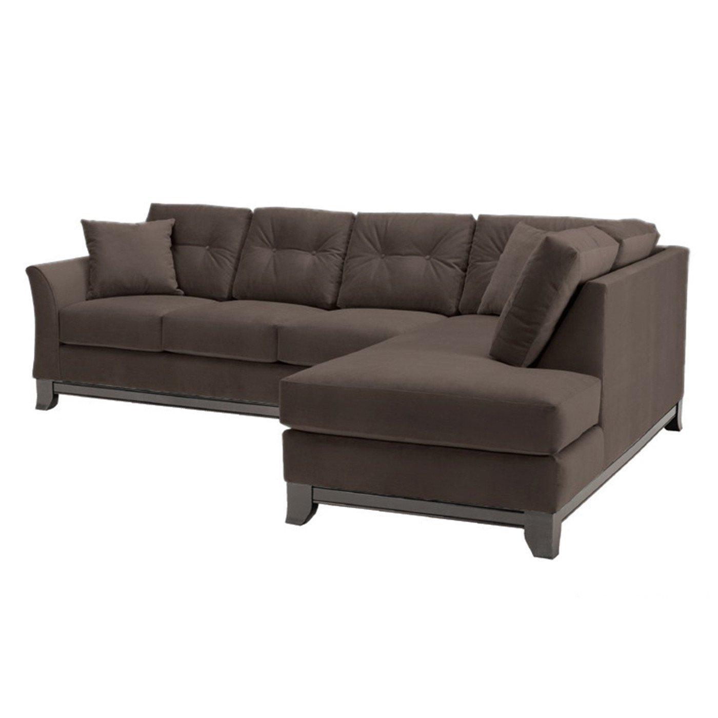 Fantastic Amazon Com Marco 2 Piece Sectional Sofa Charcoal Laf Creativecarmelina Interior Chair Design Creativecarmelinacom