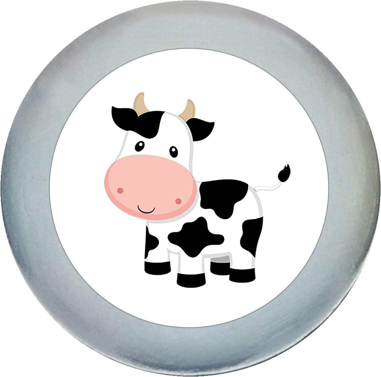 Sue/ño infantil Muebles y animales de granja Madera/ /35/x 30/mm rosa rosa /Ni/ños habitaci/ón de los Ni/ños Vaca/