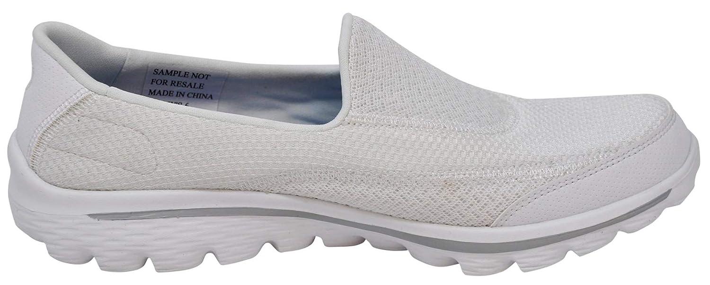 Chaussures de marche Femme Skechers GOwalk 2 Super Sock ,BEL