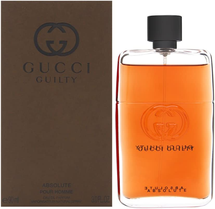 Gucci - Eau de parfum guilty absolute 90 ml
