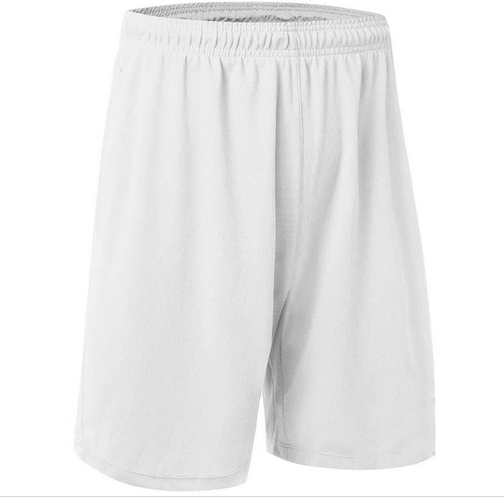 TOPTIE Big Boys Youth Soccer Short, 8 Inches Running Shorts with Pockets : Clothing
