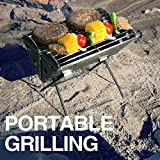 UCO Flatpack Portable Stainless Steel Grill and Fire Pit