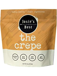 Amazon.com : Whole Note Crepe Mix, 7-Whole-Grain and ...