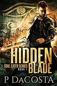 Hidden Blade by Pippa DaCosta ebook deal