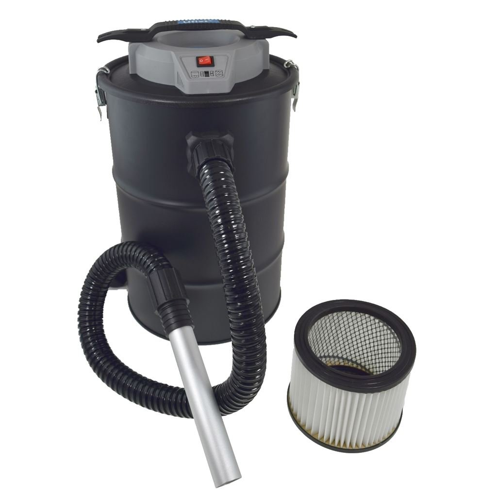20 Litre Ash Debris Bagless Vacuum Cleaner 1200 Watt Motor By Ufixt®